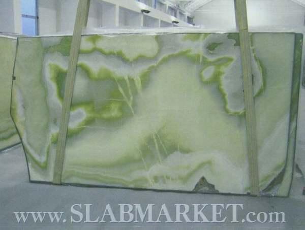 Jade Onyx Slab : Azul macauba slab slabmarket buy granite and marble