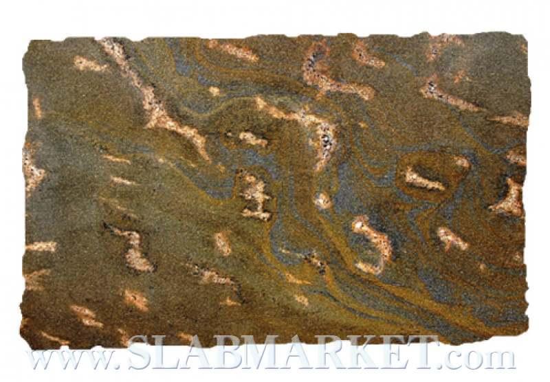 Copper Brown Granite : Copper brown slab slabmarket buy granite and marble