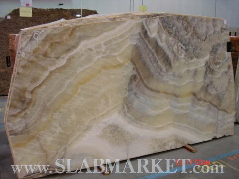 Onyx Stone Slabs : Grey onyx slab slabmarket buy granite and marble slabs