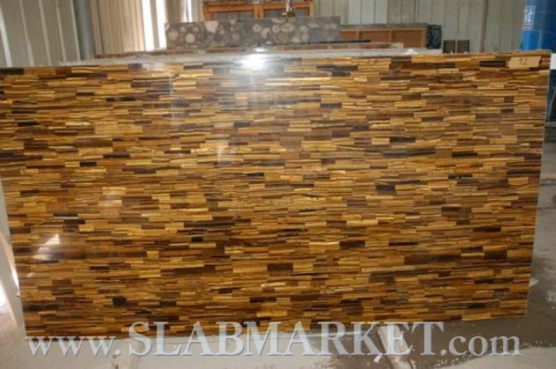 Tiger Eye Gold Slab Slabmarket Buy Granite And Marble Slabs Direct From Quarries