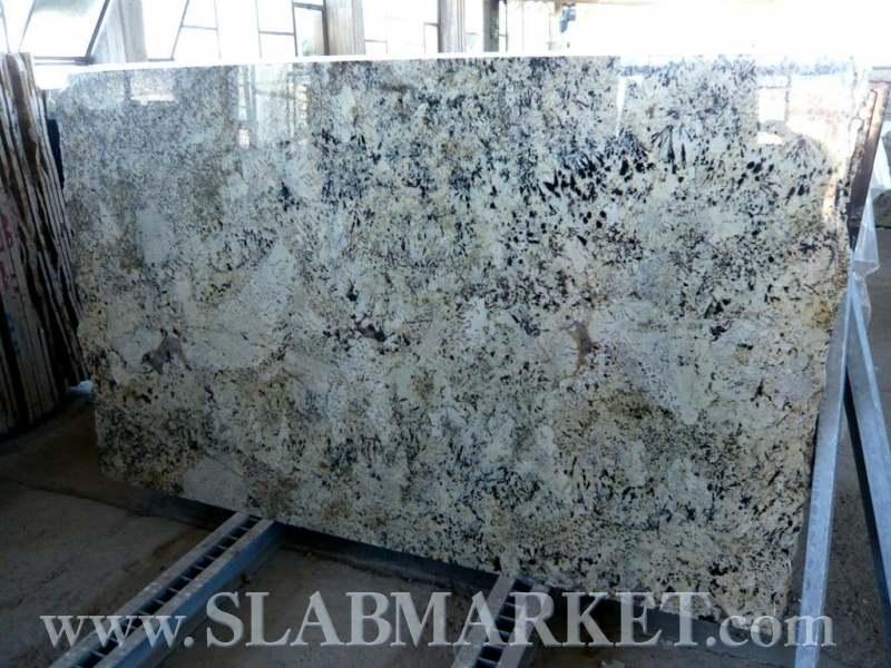 White Champagne Slab. SlabMarket - Buy Granite and Marble Slabs ...