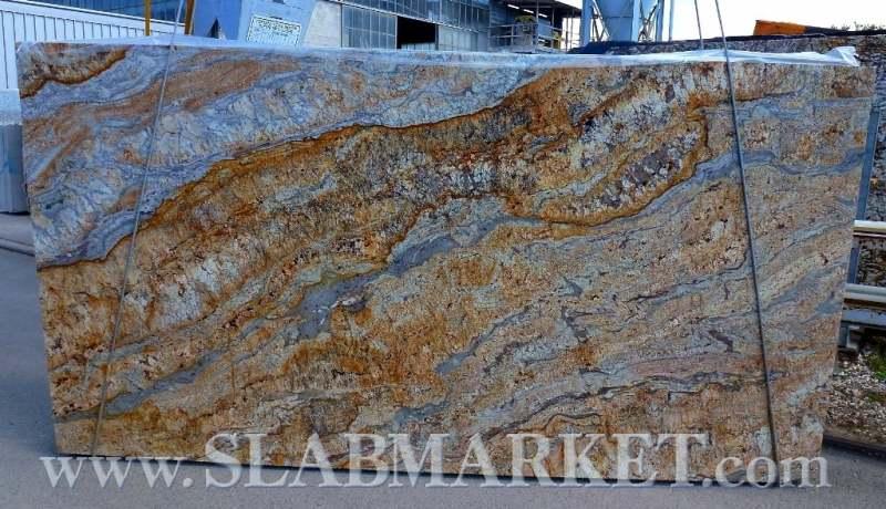 Golden Cascade Slab Slabmarket Buy Granite And Marble